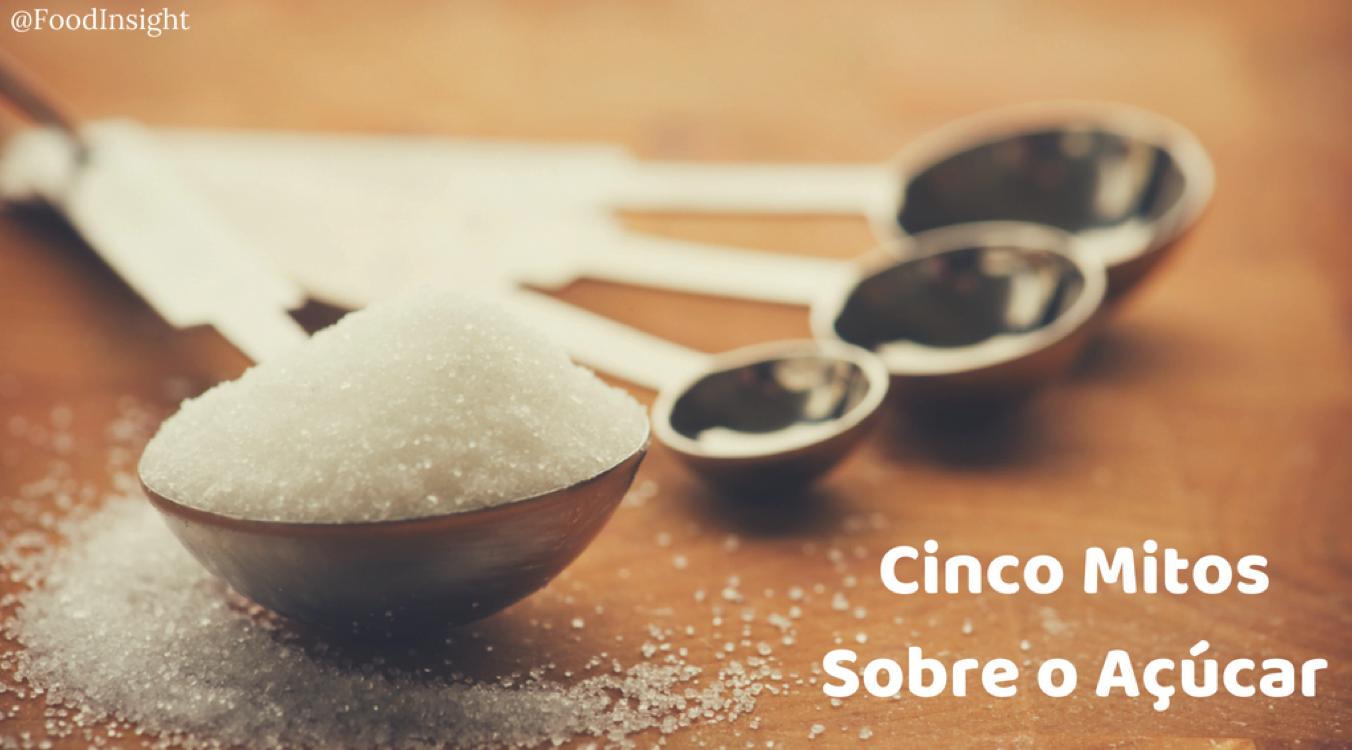 Enfrentando os Doces Mitos sobre o Açúcar